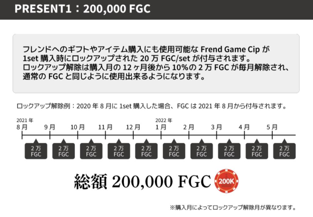PGS-40R プレゼント①